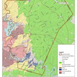 Burnet County Aquifers